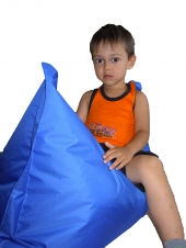 """""""Василек"""" Кресло Мат, ткань - курточная, размер 70х100см. объем - 180 литров, вес 1 кг."""