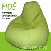 """""""Зеленое яблоко""""  кресло груша"""