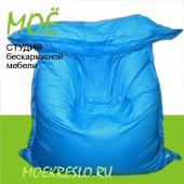 """""""Бирюзовый"""" Кресло Мат, ткань - курточная, размер 140х180см. объем - 700 литров, вес 6 кг."""